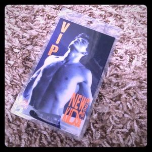 Vintage New kids on the block backstage VIP pass